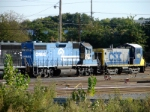 NS 5269 & csx 1127